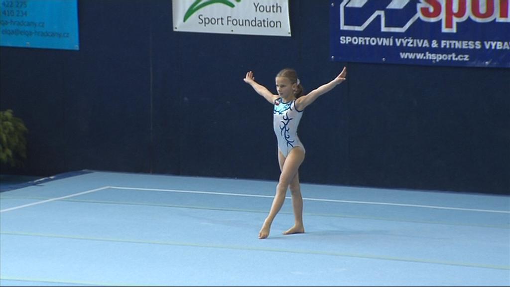 Mezi dvanáct nejlepších se probojovala i Dominika Ponížilová
