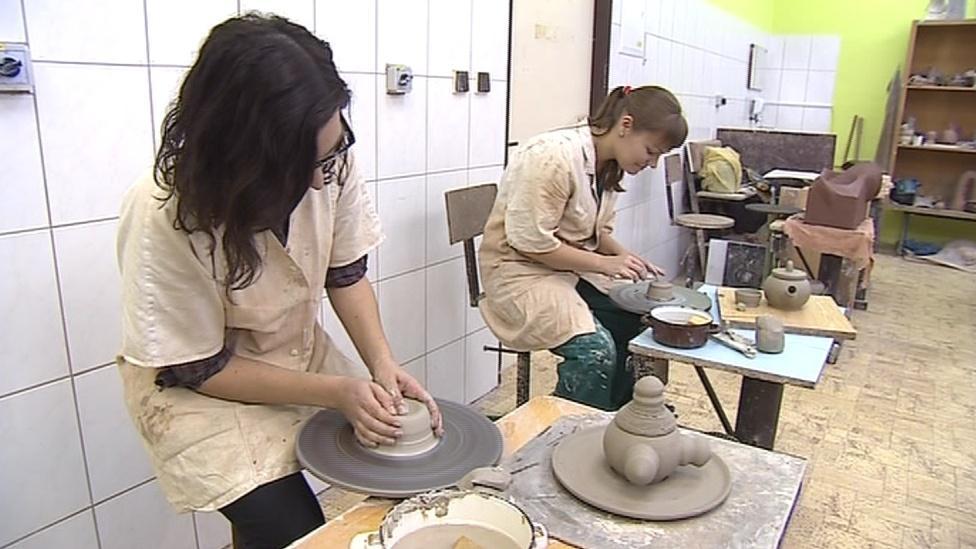 V Hodoníně letos odmaturují poslední keramici