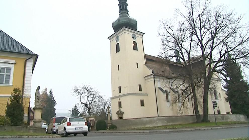 Kostel sv. Martina v Buchlovicích