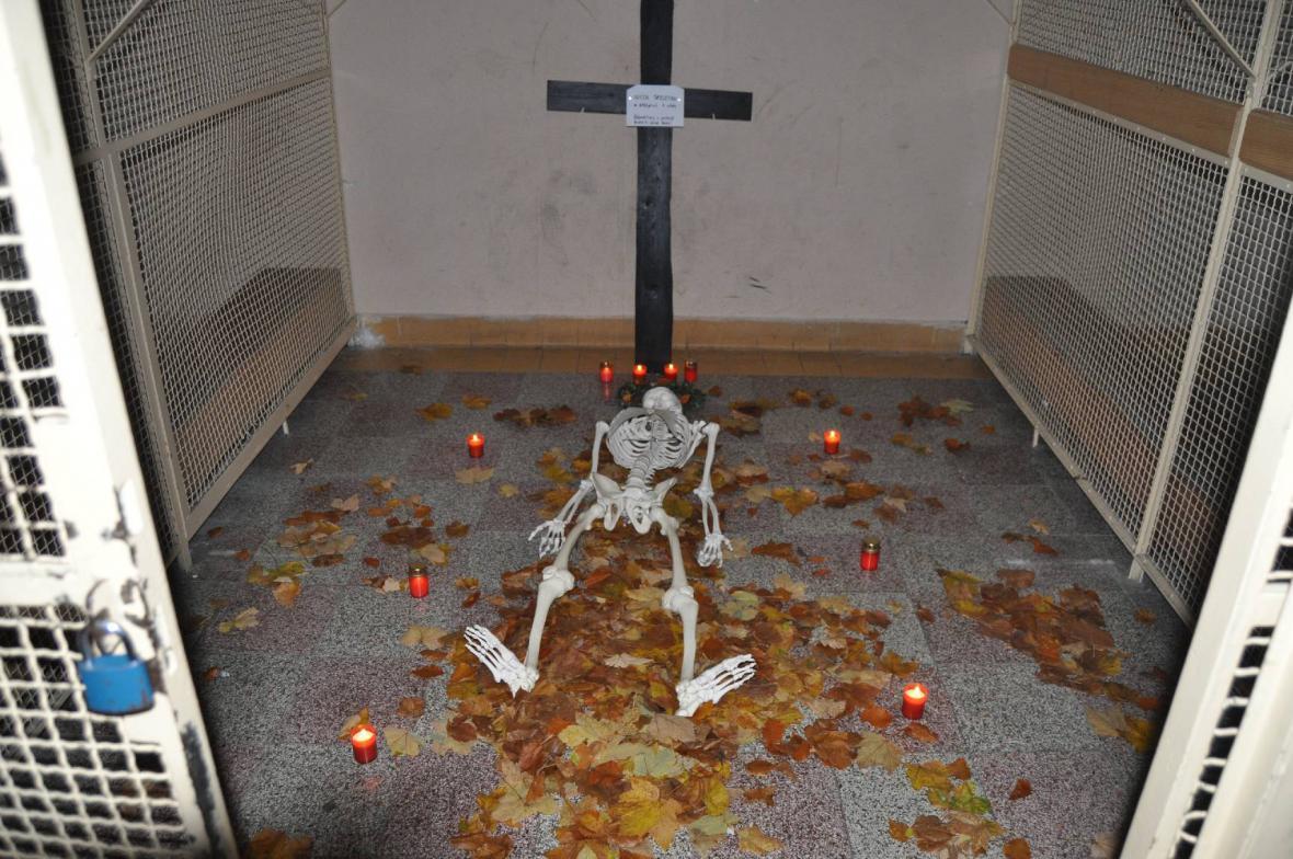 Halloweenská noc v Poběžovicích