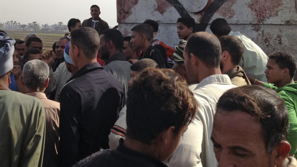 Tragická nehoda v Egyptě