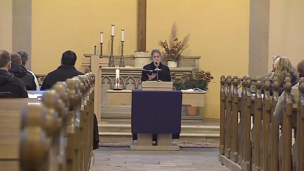 Bohoslužba uctila památku osmi obětí tragické nehody v Chorvatsku
