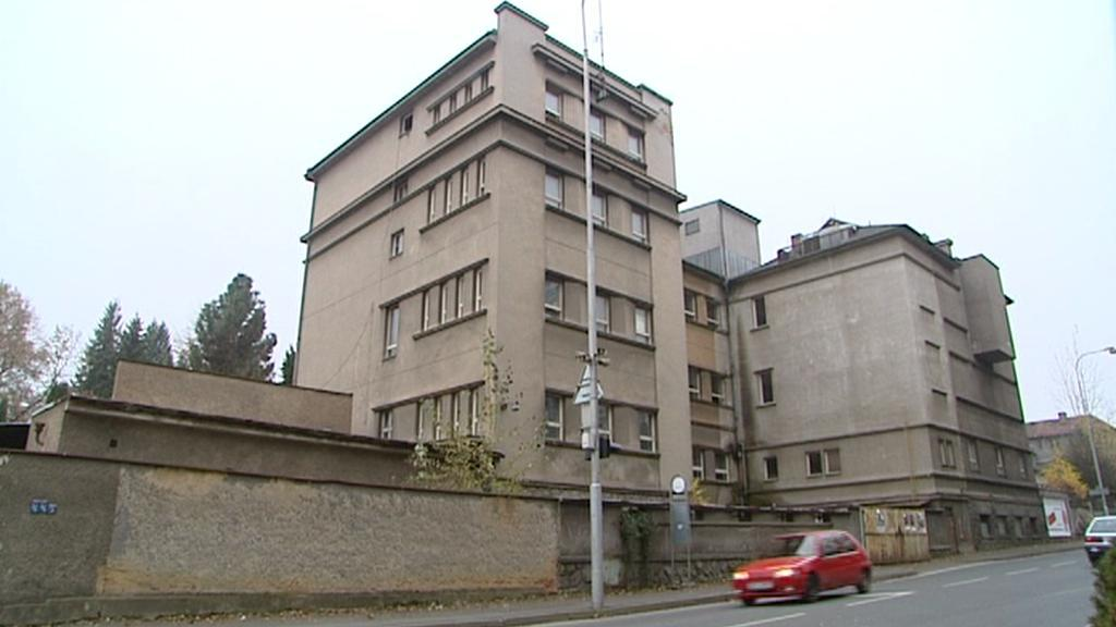 Bývalá nemocnice v Domažlicích