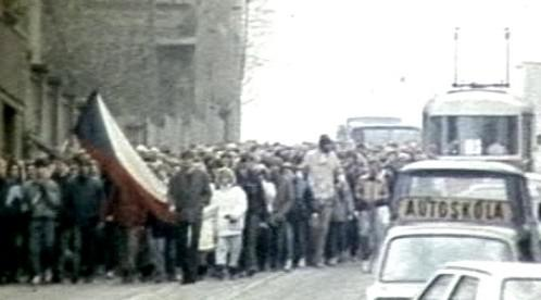 Demonstrace 20. listopadu 1989