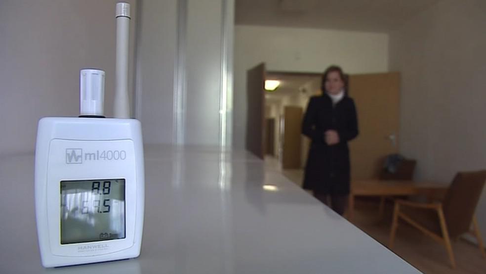 Nové prostory umožní kontrolovat vlhkost a teplotu v místnostech