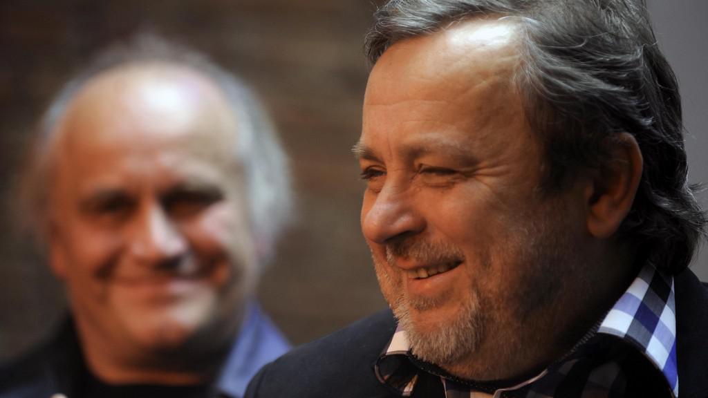 Michael Kocáb a Michal Pavlíček