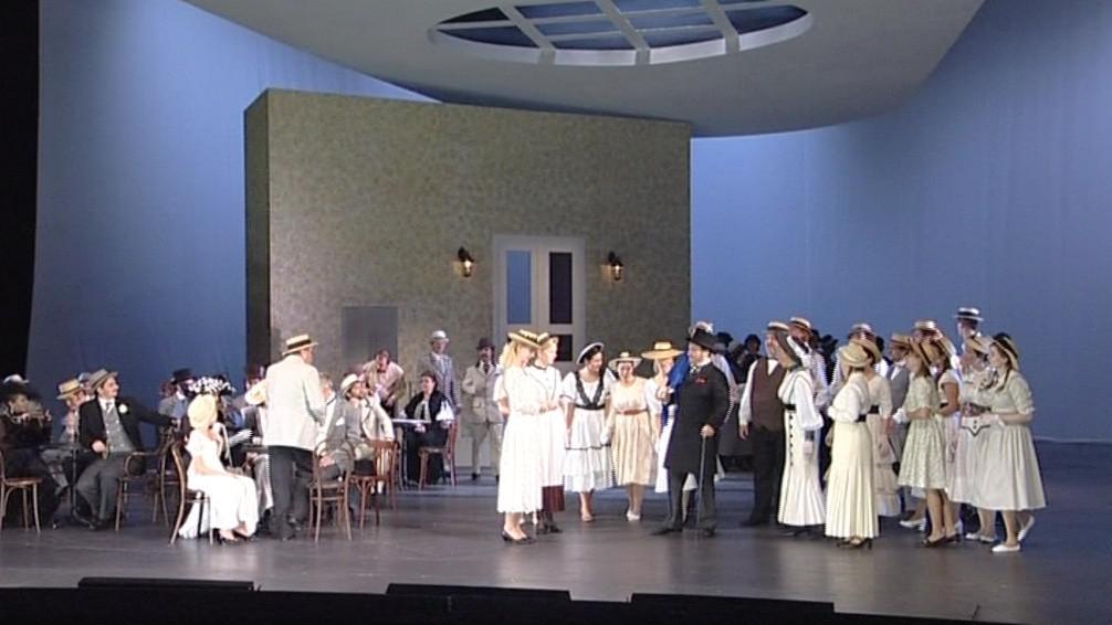 Představení Národního divadla Brno bylo první inscenací festivalu