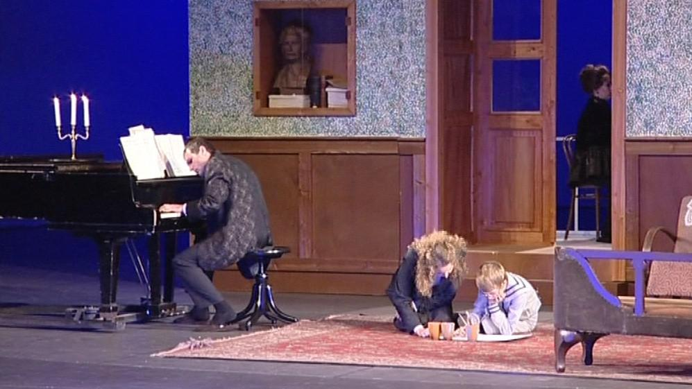 Inscenace opery Osud zahájila letošní festival Janáček Brno 2012
