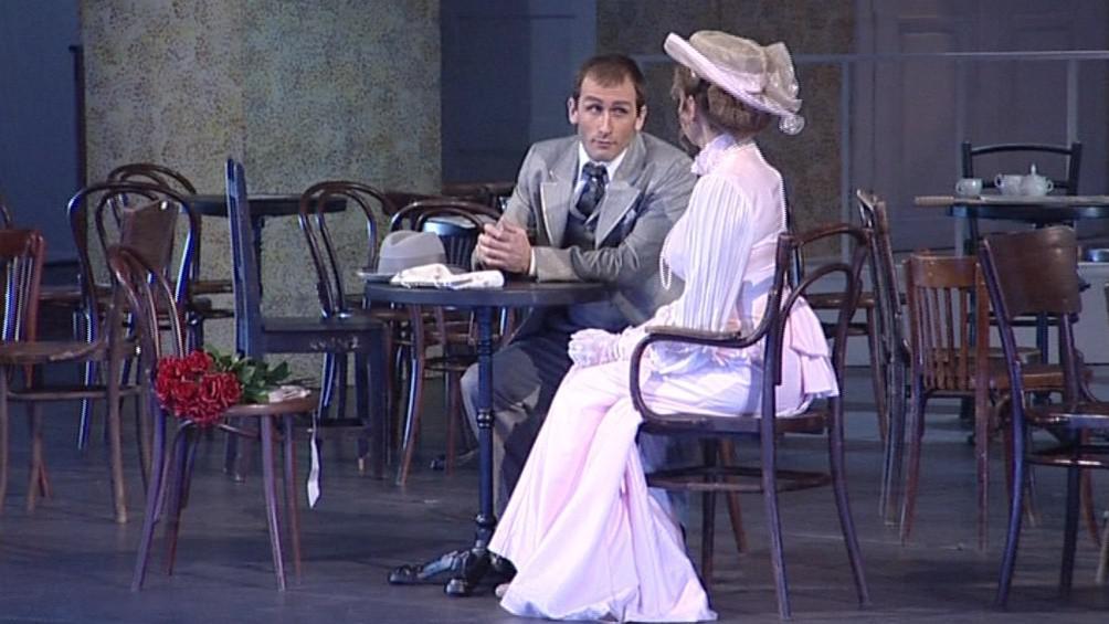 Hlavní postavou Janáčkovy opery Osud je skladatel Živný