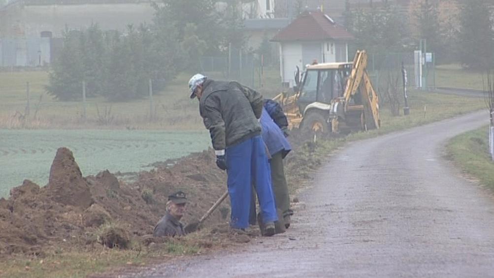 Na hřbitov ve Vranovské vsi zavedou vodu a elektřinu