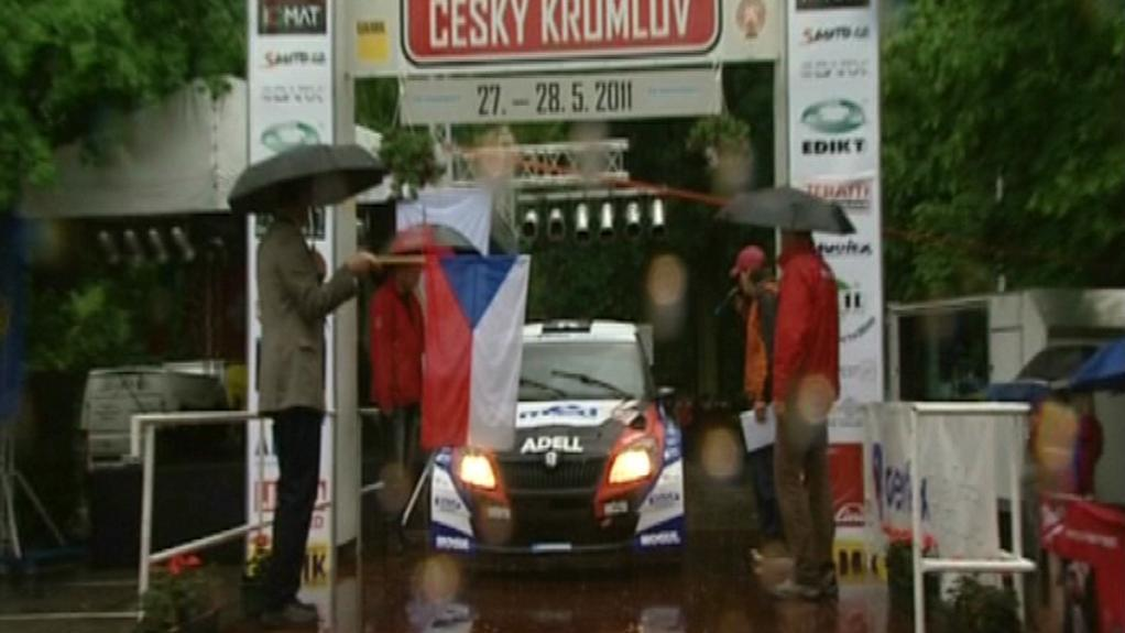 Českokrumlovská rallye