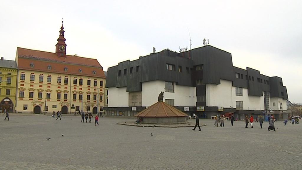 Obchodní dům Prior v Jihlavě