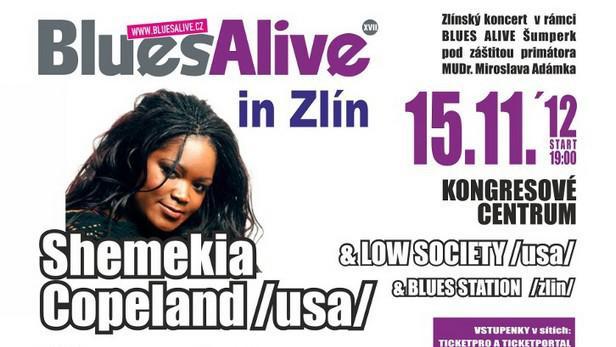 Blues Alive 2012