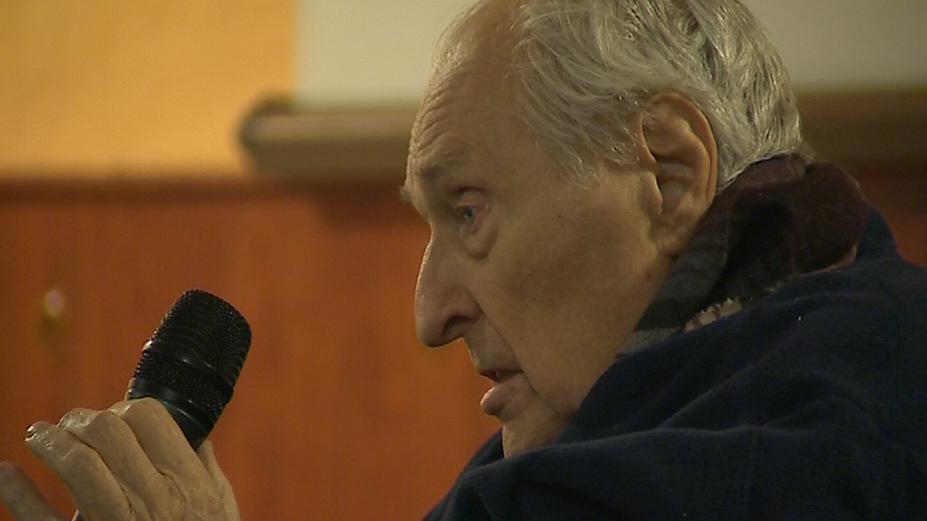 Režisér Krejčík má úctyhodných 94 let
