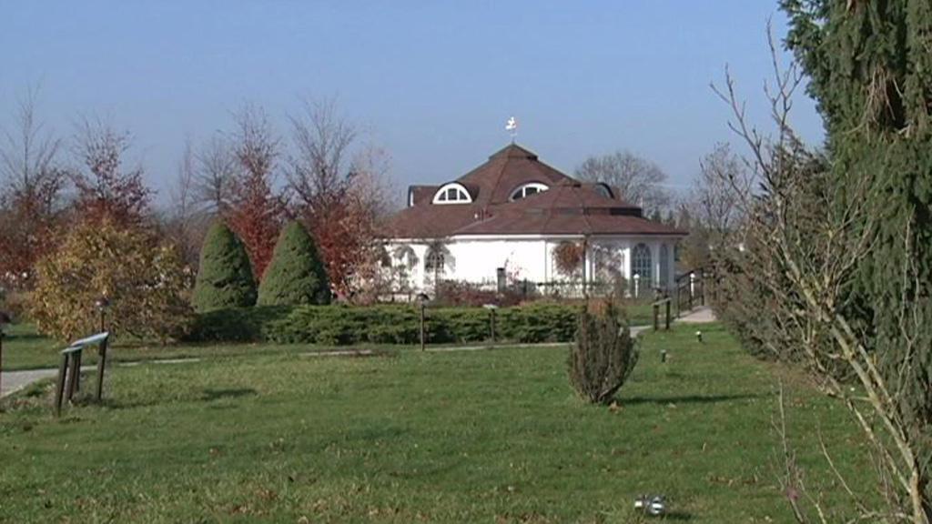 Arboretum v Bystrovanech u Olomouce