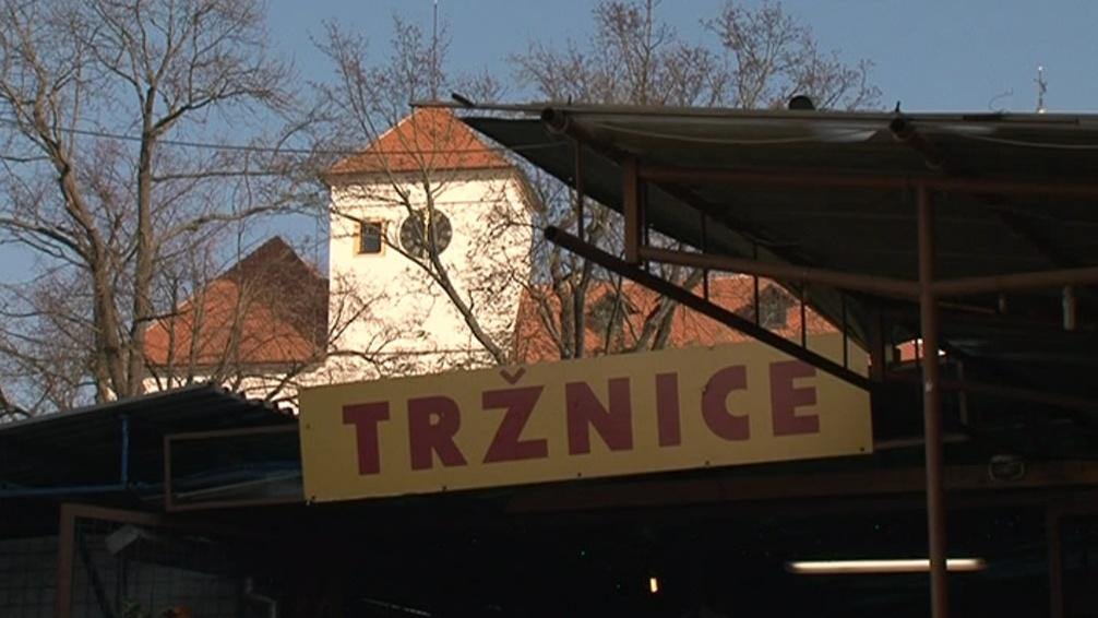 Tržnice v Blansku