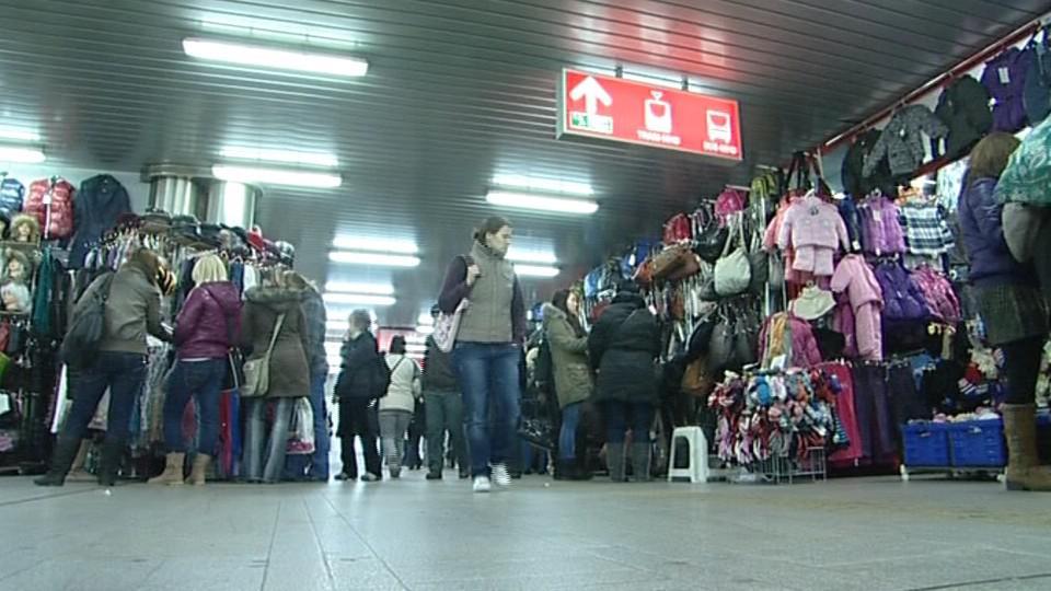 Tržnice pod brněnským nádražím