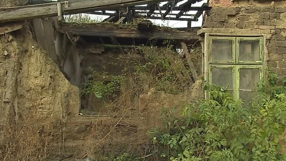 Ruina ve Slupi už není památkou