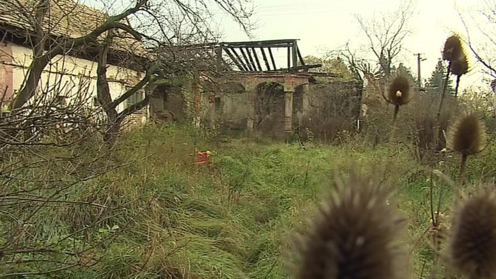 Majitel může ruinu ve Slupi zbourat