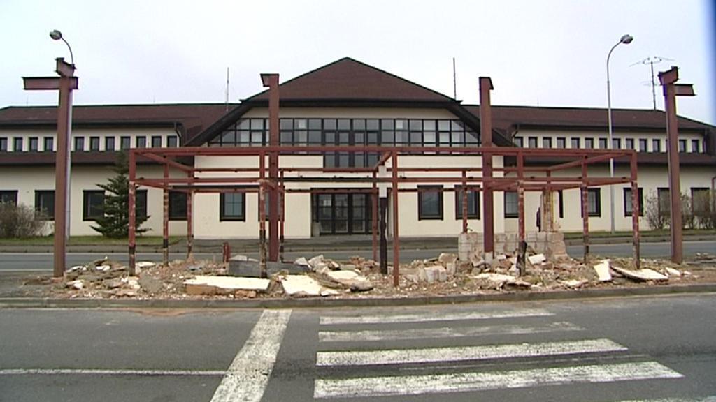 Bývalá celnice ve Všerubech