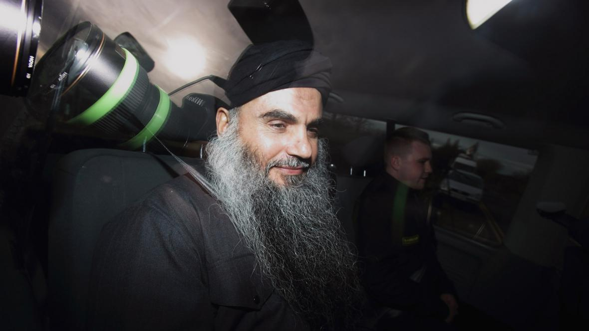 Abú Katada byl propuštěn na kauci