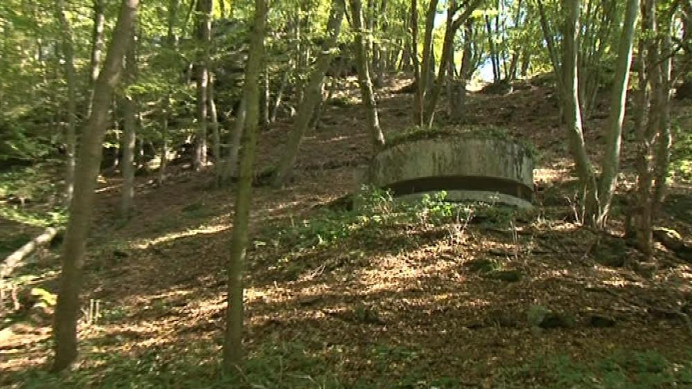 Bunkry na Vranovsku mají kvůli terénu neobvyklé tvary