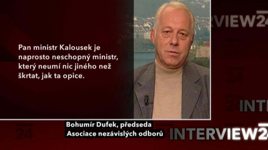 Výrok Bohumíra Dufka