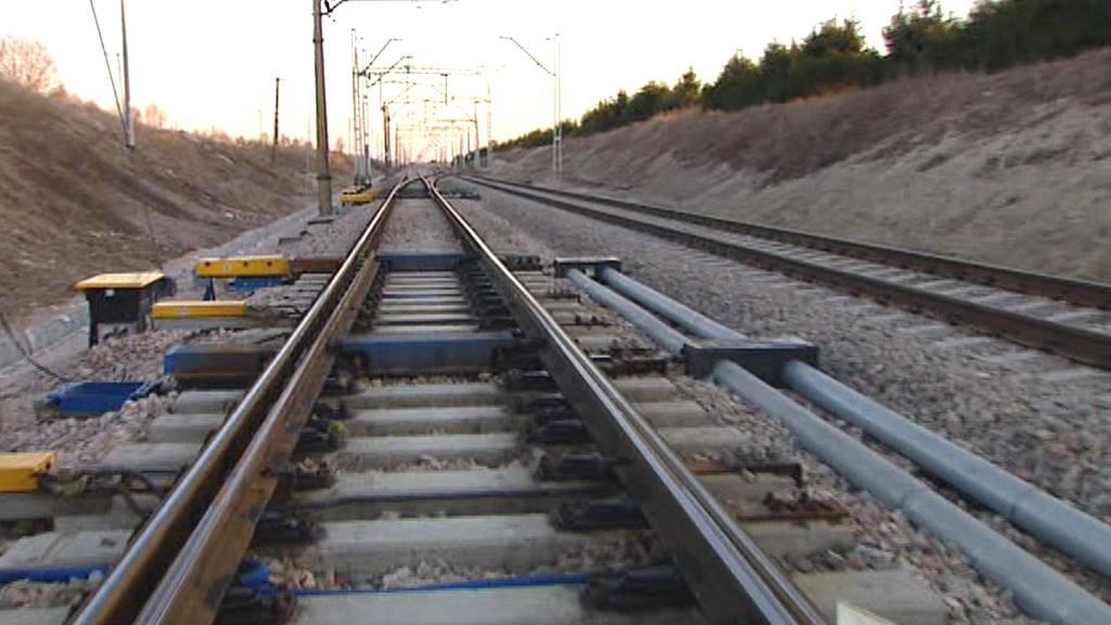 Železnice v Polsku