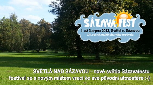 Sázavafest 2013