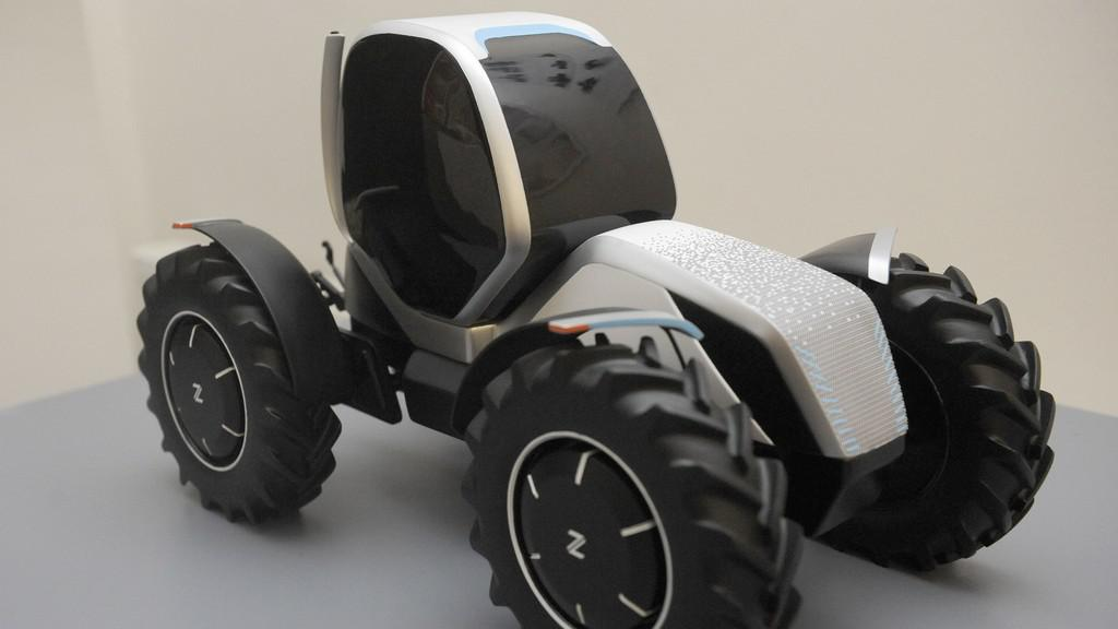 Traktor budoucnosti Zetor Z (Martin Foret)