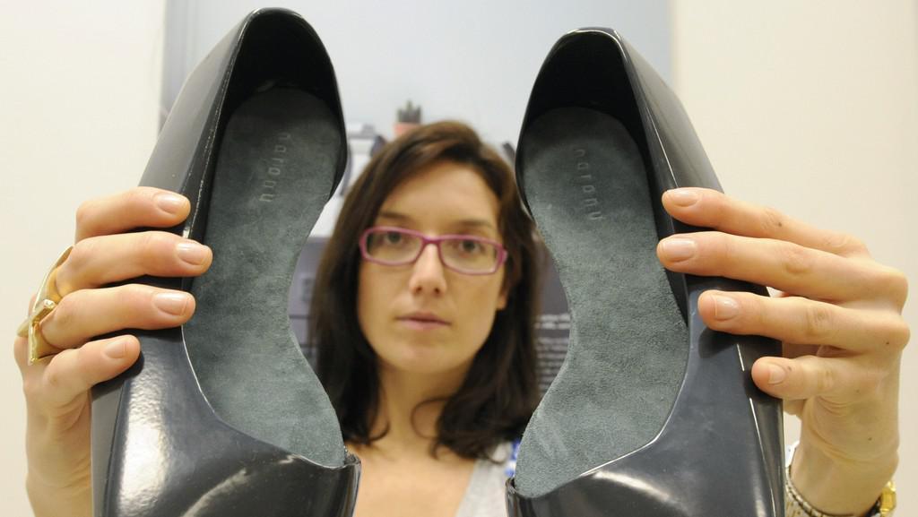 Instantní boty (Pavla Podsedníková)
