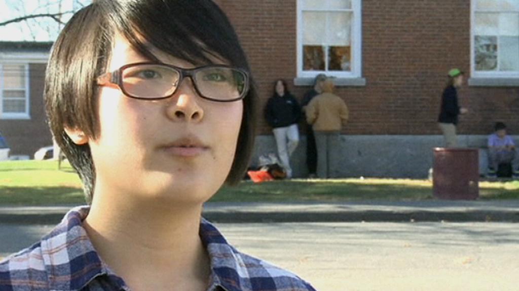Čínští studenti v USA