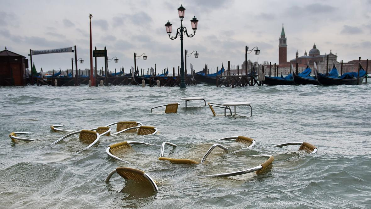 Benátky pod vodou
