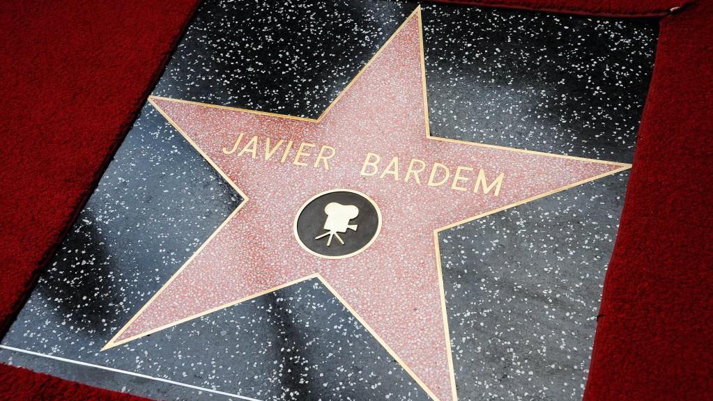 Hvězda Javiera Bardema