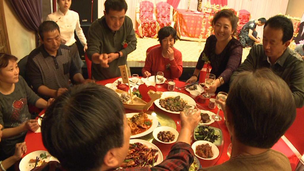 Na svatbu svých dětí Číňané dlouho šetří
