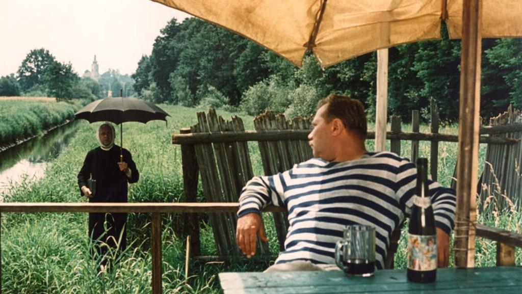 Z filmu Rozmarné léto
