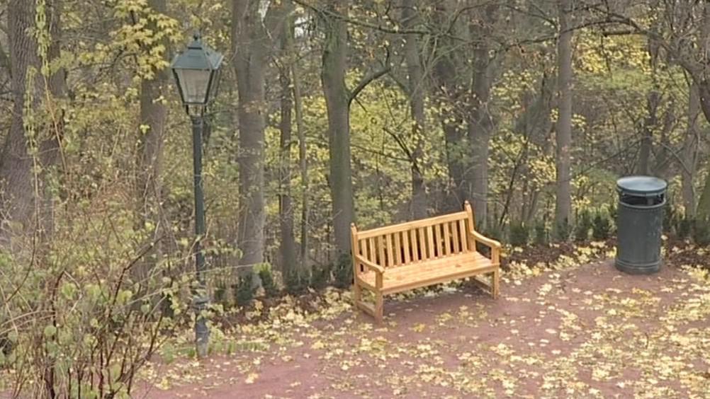 Park Špilberk prošel kompletní obnovou