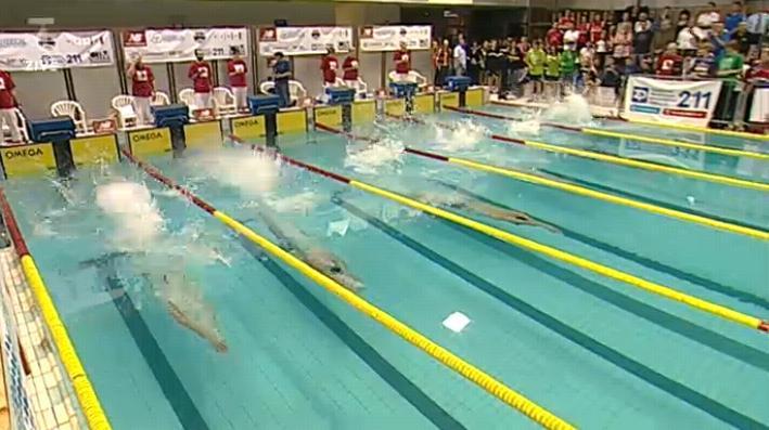 Velká cena Brna v plavání