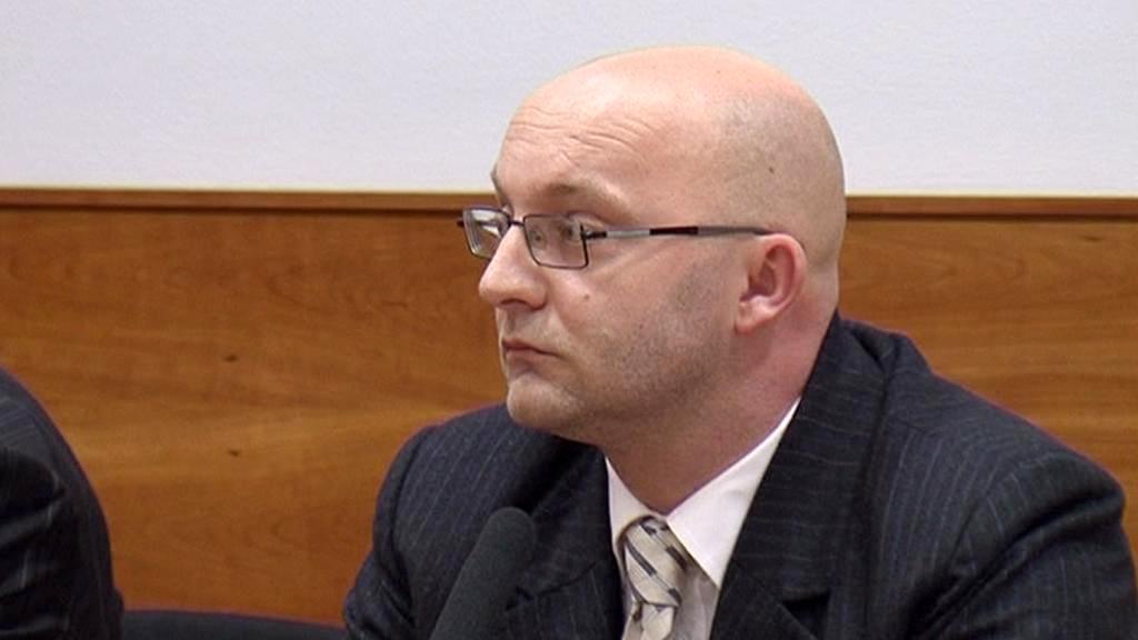 Místopředseda brněnského krajského soudu Jan Kozák