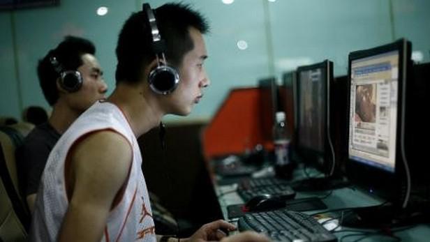 Internet v Číně