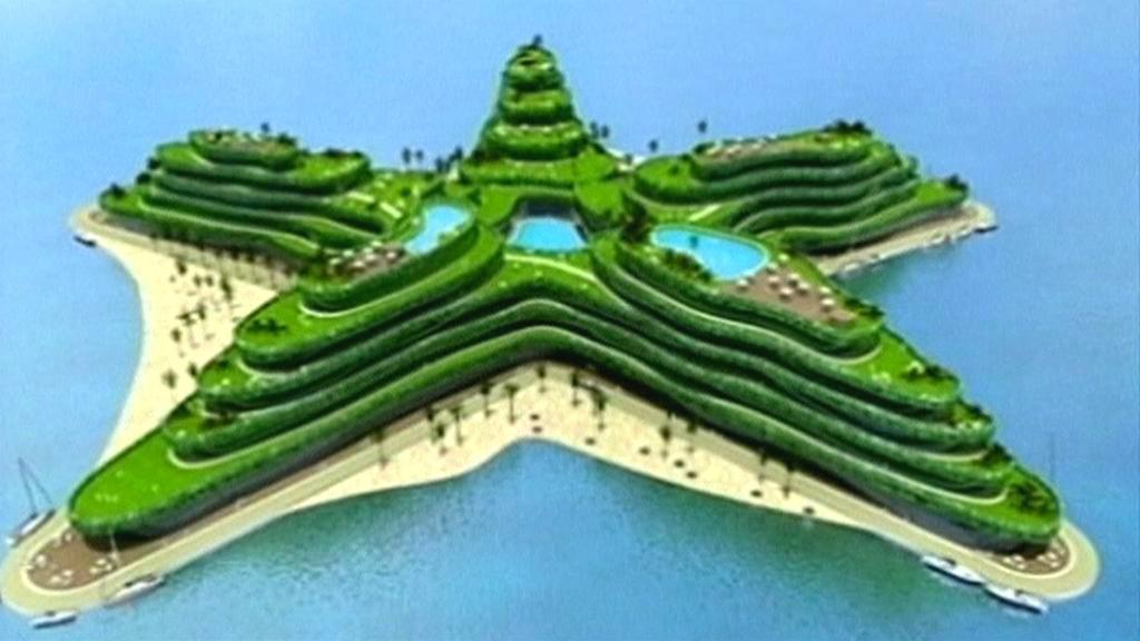 Umělý ostrov