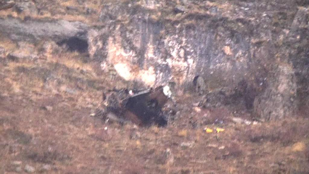 Nehoda vrtulníku v Turecku