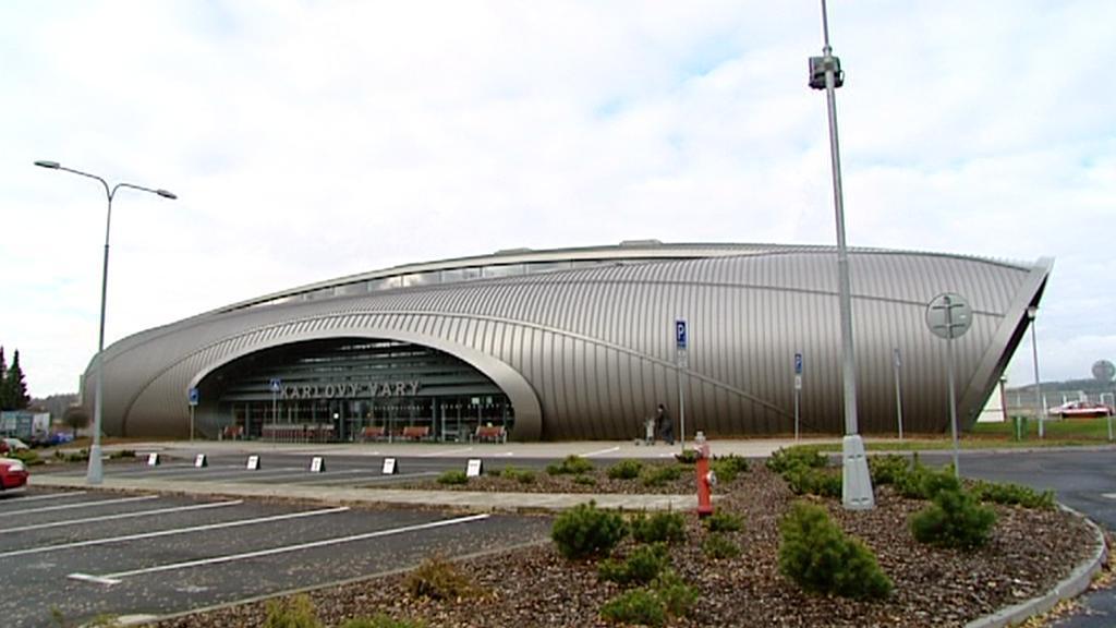 Hala karlovarského letiště