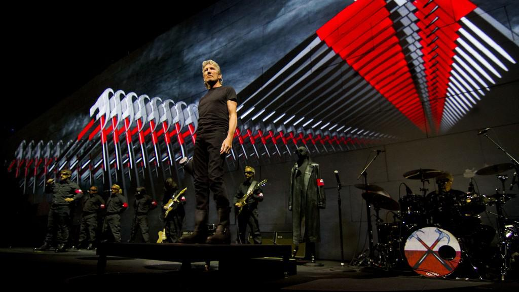 Roger Waters - turné The Wall