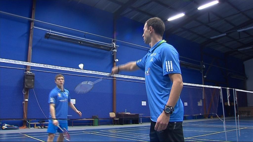 Adam Mendrek trénuje i se Stanislavem Kohoutkem