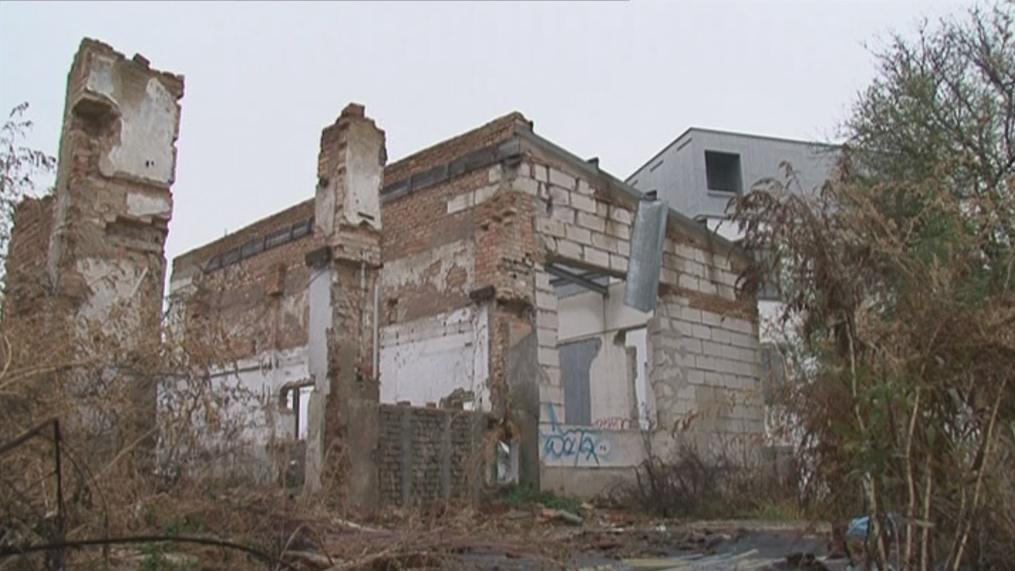 Majitel areálu si zažádal o povolení k demolici