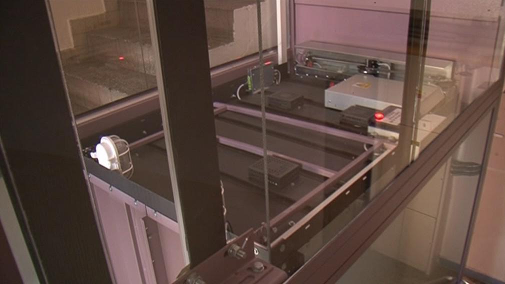 Příští rok by podobných výtahů mělo v Novém Lískovci vyrůst hned sedm
