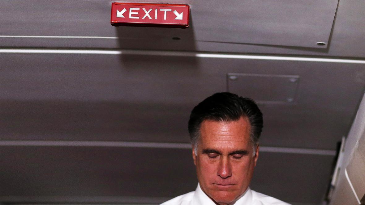 Mitt Romney nedokázal zvítězit