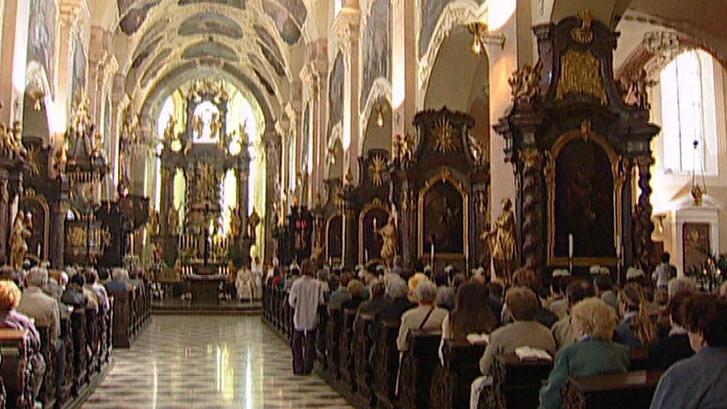 Vyrovnání s církvemi