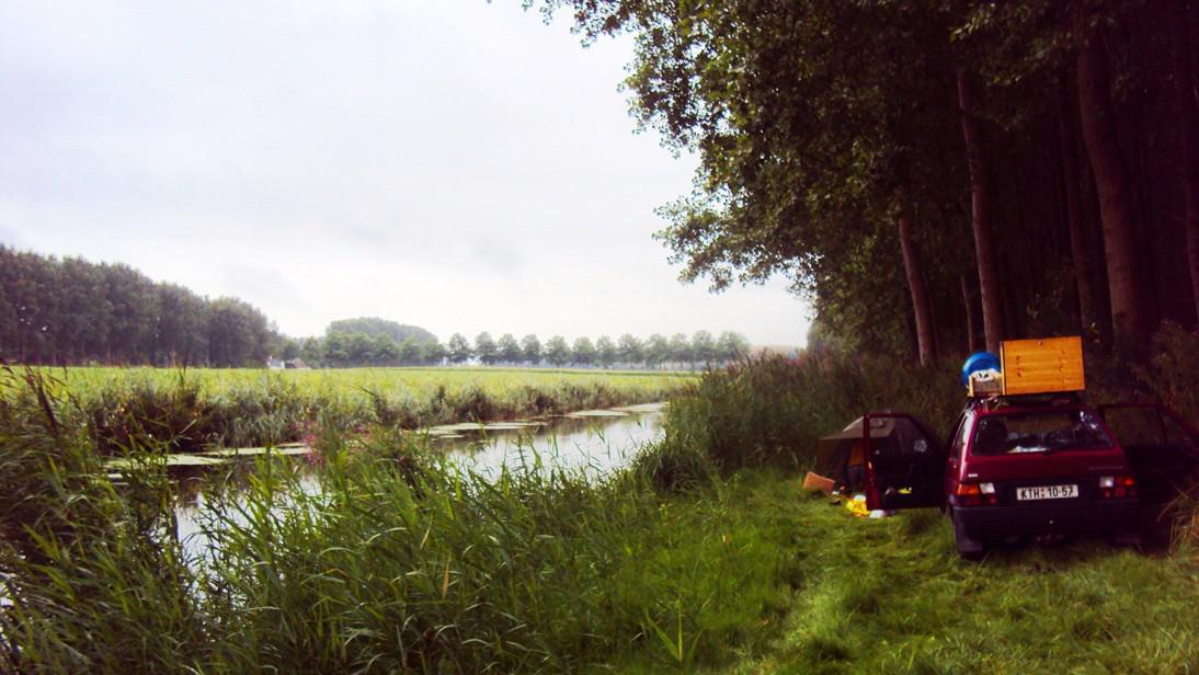 U nizozemsko-belgických hranic